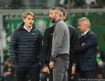 """Salzburgs Sportchef Freund sieht """"keinen Handlungsbedarf"""""""