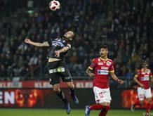 Sturm Graz wird einige Zeit auf Angreifer Markus Pink verzichten müssen