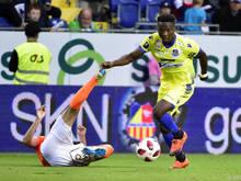 Issiaka Ouedraogo leidet an Rückenproblemen