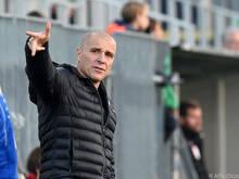 Mattersburg-Trainer Klaus Schmidt kann mit der Reform wenig anfangen