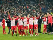 Salzburg startet als souveräner Tabellenführer ins Liga-Frühjahr