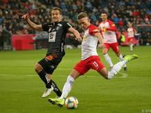 Salzburger erzielen 3:0 gegen WAC
