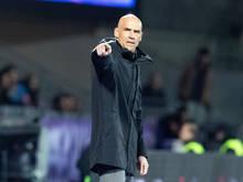 Austria-Trainer Letsch steht zur Diskussion