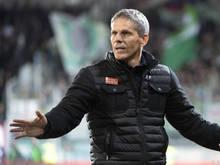 Dietmar Kühbauer erwartet auch in Innsbruck muntere Rapidler