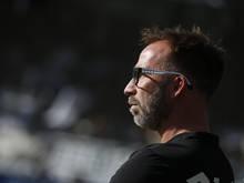 Sturm-Coach Roman Mählich hofft auf drei Punkte