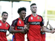 Kalajdzic verhalf seiner Mannschaft zum Sieg