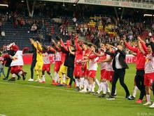 Red Bull Salzburg steht vor sechstem Meistertitel in Folge
