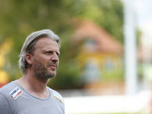 Hartberg-Trainer Markus Schopp bleibt Optimist