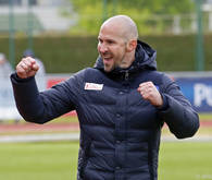 WAC-Trainer Ilzer freut sich auf das Finish