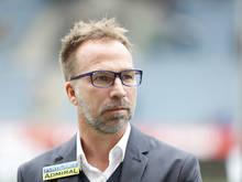 """Sturm-Trainer Mählich will den """"Heimfluch"""" beenden"""
