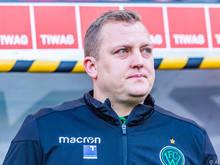 Innsbruck muss in der Südstadt anschreiben weiß Trainer Grumser