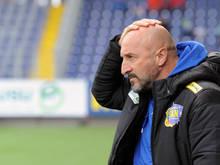 St.Pölten-Trainer Ranko Popovic