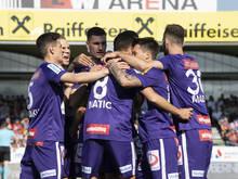 Austria erreichte zumindest das Minimalziel Europa-League-Quali