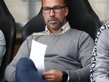 Für Sturm-Trainer Roman Mählich lief es zuletzt nicht rund