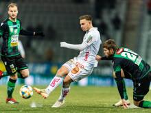 Gschweidl verzichtet auf die Europa League
