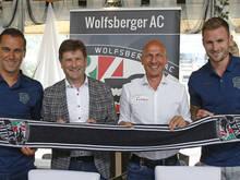 Der WAC hat das Training unter Neo-Coach Gerhard Struber aufgenommen