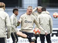 Teuerster Transfer bisher: Rasmus Kristensen von Ajax zu Salzburg