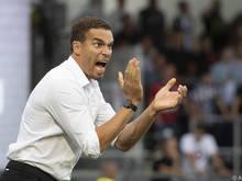 LASK-Coach Valérien Ismaël konzentriert sich bereits auf das nächste Spiel