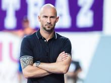 Christian Ilzer will mit der Austria in Hartberg punkten