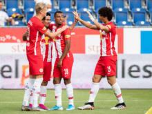 Salzburg will die unglaubliche Heimserie fortsetzen