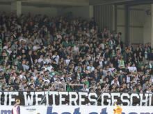 Rapid-Fans in der Generali-Arena
