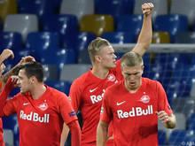 Für Salzburg zählt nur ein Sieg