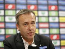 Sturm-Präsident Christian Jauk hat Grund zur Freude