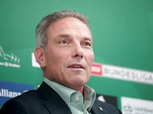 Der scheidende Rapid-Präsident Michael Krammer zieht eine insgesamt positive Bilanz