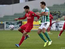 Sinan Bakis holte im Alleingang die drei Punkte