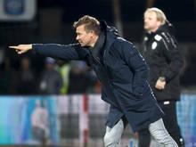 Salzburg-Coach Jesse Marsch freut sich auf die Pause
