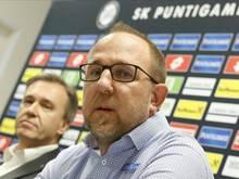"""Günter Kreissl wird noch bis zum Saisonende """"100 Prozent"""" geben"""