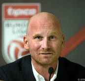 Liga-Vorstandsvorsitzender Christian Ebenbauer
