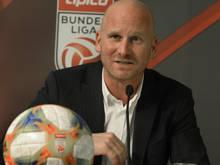 Bundesliga-Vorstand Christian Ebenbauer steht vor schwierigen Entscheidungen