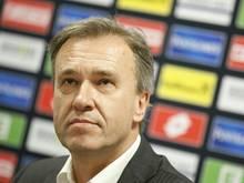 Jauk hofft auf einen Strukturwandel im Fußball