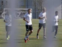 In Graz wird wieder trainiert