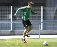 Stefan Schwab bleibt zumindest bis zum letzten Saisonspiel bei Rapid