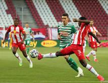 Salzburg baute Vorsprung auf fünf Punkte aus