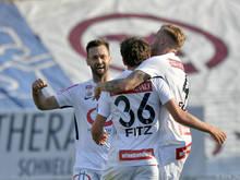 Die Austria peilt den fünften Sieg in Folge an