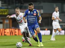 Dario Tadic knippst weiter für die Steirer