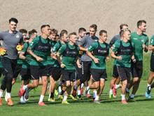 Für die SV Ried beginnt nach langer Zeit das Abenteuer Bundesliga wieder