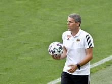 Rapid-Trainer Dietmar Kühbauer hätte gerne drei Punkte gegen die Admira