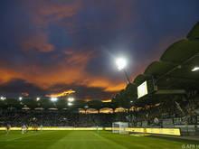Nur 3.000 Zuschauer dürfen in die Grazer Merkur Arena