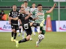 Zwei Teams mit Europacupanspruch