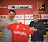 Patrick Helmes (l.) ist neuer Admira-Trainer, Ernst Baumeister hingegen gar nicht mehr da