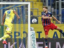 Rapid bleibt nach dem Sieg gegen St. Pölten Salzburg auf den Fersen