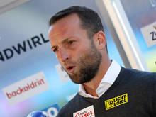 Für WAC-Coach Ferdinand Feldhofer zählt gegen St. Pölten nur ein Sieg