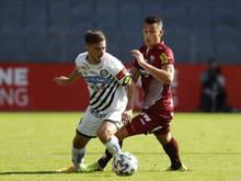 Der Georgier erlitt im Länderspiel eine schwere Verletzung
