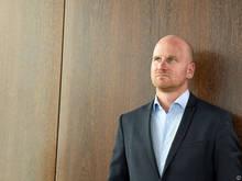 Bundesliga-Vorstand Christian Ebenbauer blickt unsicher in die Zukunft