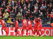 Die Salzburger werden vor dem CL-Duell gegen Atlético wohl rotieren