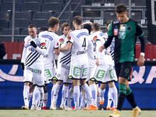 Sturm Graz hat die letzten Jahre solide gewirtschaftet